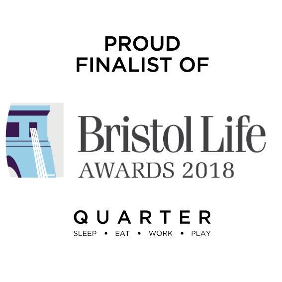 Bristol Life Awards 2018 logo
