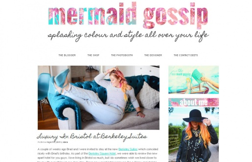 Mermaid Gossip